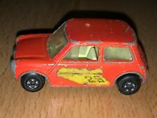 Matchbox Series Superfast Racing Mini No. 29 Lesney England 1970