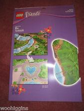 LEGO FRIENDS HEARTLAKE CITY JUNGLE MAT 851325 - NEW/SEALED