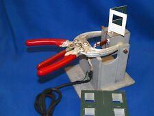 3D Stereo Realist & 35mm Slide Heat Seal Sealer Slide Mounting Press WORKS GREAT