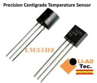 LM35DZ TO92 LM35 TO-92 LM35D Precision Centigrade Temperature Sensor