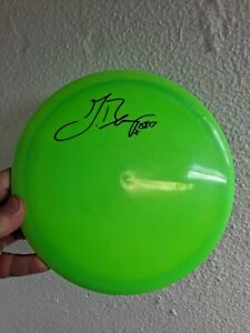 Gregg Barsby Millennium Sirius Scorpius 2018 World Champion Signed Autograph 167