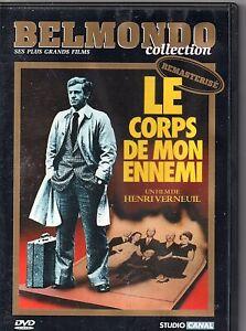 """DVD """"Le corps de mon ennemi """" Belmondo collection n 11"""