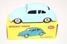Dinky Toys 181 Volkswagen Kafer - Kever - Beetle PERFECT mint in box SUPERB