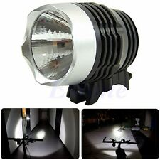 1000 lumen Cycling Bike Bicycle LED Front HEAD LIGHT Flashlight 3W