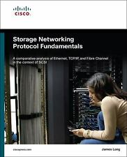 Storage Networking Protocol Fundamentals Paperback James Long