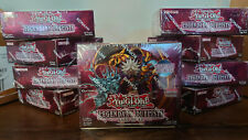 YuGiOh Legendary Duelists Rage of Ra 1st Edition Display ENGLISCH *Sealed*