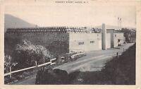 B76/ Naples New York NY Postcard 1948 Widmer's Winery Barrels