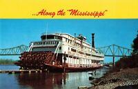 Postcard Along the Mississippi