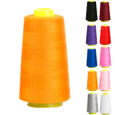 Heavy Duty Cotton Thread for Sewing Machine Quilting 3000 Yards 402 Spools