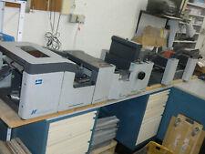 Kuvertiermaschine Stielow Neopost SI70, 3 Zuführstationen, Falz, Falteinheit
