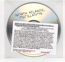 (GN893) North Atlantic Oscillation, Drawing Maps From Memory - DJ CD