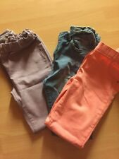 Lot 3 Pantalons Jean Jegging 14 Ans
