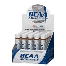 49,98€/kg - Best Body BCAA Aminobolin,  20 Aminosäure Ampullen