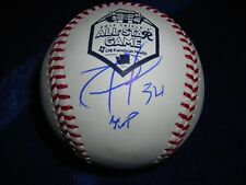 Renato Nunez  signed autograph 2017AAA all-star baseball with inscription.