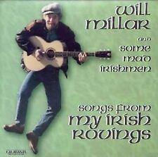 Songs From My Irish Rovings 1998 by Millar, Will