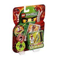 LEGO Ninjago 9564 Snappa Beissvipern Ninja Spinjitzu Spinner Figur
