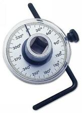 Torque & Angle Gauge Tool  - 1/2 Drive Easy To Read Dial