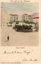 Un saluto da SASSARI  -  Piazza Castello