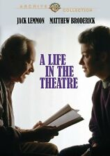 A Life in the Theatre DVD (1993) - Jack Lemmon, Matthew Broderick Gregory Mosher