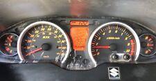 2007 Suzuki Burgman 400 AN400 SPEEDO TACH GAUGES DISPLAY CLUSTER SPEEDOMETER