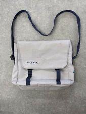 Nike Air Vintage 90s shoulder messenger bag School Bag Retro Design