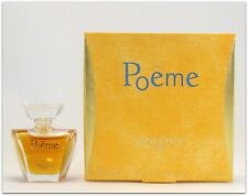 LANCOME POEME EAU DE PARFUM 4 ML. 0.14 FL.OZ. MINI PERFUME NEW IN BOX