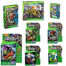 Mega Bloks Nickelodeon Teenage Mutant Ninja Turtles fuera de las sombras Surtido