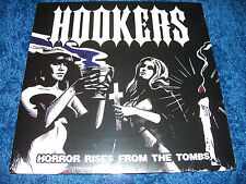 HOOKERS - Horror Rises From the Tombs LP SEALED Zeke Murder City Devils Antiseen