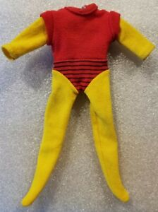 """Vintage Mego Type-I T1 Type-II T2 8"""" inch IRON MAN Action Figure - Outfit ONLY"""