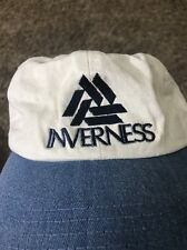 Inverness Hotel And Golf Luxury Spa Baseball Cap