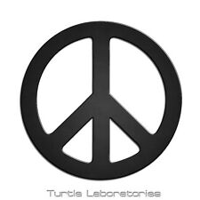 """36"""" Peace Sign Metal Wall Art Hanging Home Decor Hippie Love VW"""