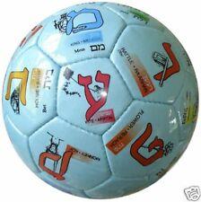 Jewish Hebrew Alphabet Soccer Ball Brand New Size 4