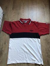 Reebok Vintage Polo Shirt Size Small Men's