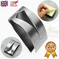 Master Class Adhesive 2 x Stainless Steel Kitchen Tea Towel Oval Holder Hooks