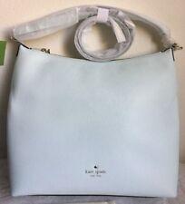 NWT Kate Spade New York Greene Street Kaia Hobo Satchel Bag $298 Island Waters