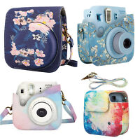 MoKo Protective Shoulder Strap Case Camera Bag for Fujifilm Instax Mini 8/Mini 9