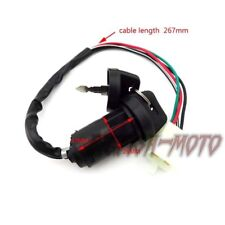 4 Wire Ignition Key Switch 50 90 110 125 cc Fit Chinese ATV Go Kart TAOTAO Dirt