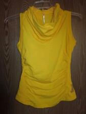 New Minnesota Golden Gophers Womens S Small Cowl Neck Tank Shirt by Meesh & Mia