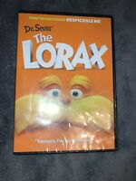Dr. Seuss' The Lorax DVD Factory Sealed
