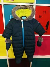 Ted Baker Baby Boy Snowsuit 0-3 Months