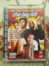 THE BIG HIT 1998 FILM WIDESCREEN STARRING MARK WAHLBERG 1999 1st PRINT DVD R2
