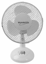 Portable Fans with Oscillation