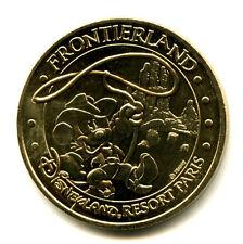 77 DISNEY Frontierland, 2009, Monnaie de Paris