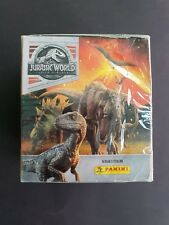 Panini Jurassic World Fallen Kingdom   Sticker   1 Display / 50 Tüten  NEU  OVP