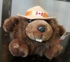 Canadian Royal Plush Souvenir Beaver Stuffed Animal House Canada