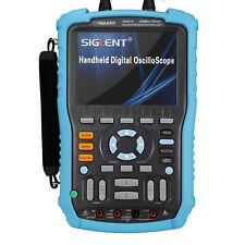 Siglent shs806 Handheld Oscilloscope with Multimeter (2 channels, 1 GSA/S, 60 MHz)
