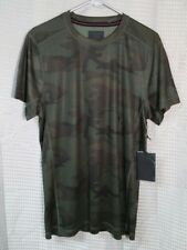 NWT Abercrombie & Fitch Mens Camo Active Sport Tee Shirt T ~ L