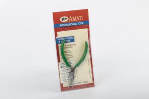 Amati B7320-49 Pince à Épiler Pointe Droite Courte Modélisme