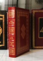 RED THUNDER - Easton Press - John Varley 🖋 SIGNED 1ST ED🖋 SCI FI