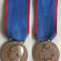 Medaglia Umberto II per i fedeli alla Monarchia 1946